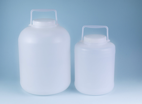 HDPE Wide Mouth Round Jars Manufacturer